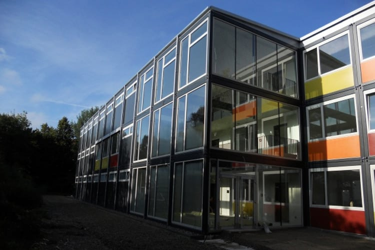 Modular-Container House-Hotel