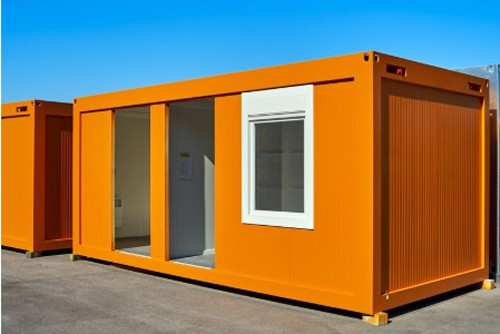 Euromodul-container