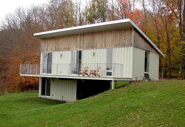 New York Shipping container home manufacturers