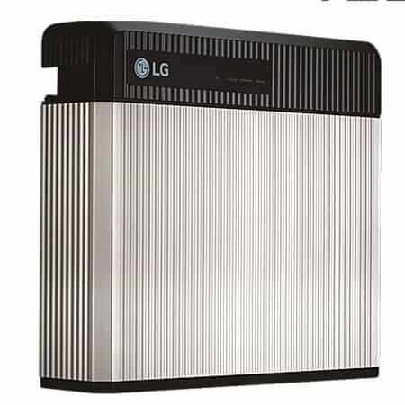 lithium-Ion battery energy saving off grid