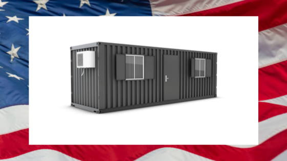 Best US States to Build Shipping Container Homes