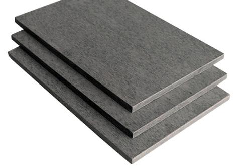 Fiber-cement-board floor