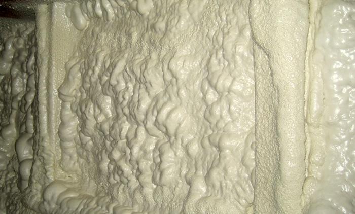 Spray-foam-insulation-container-home