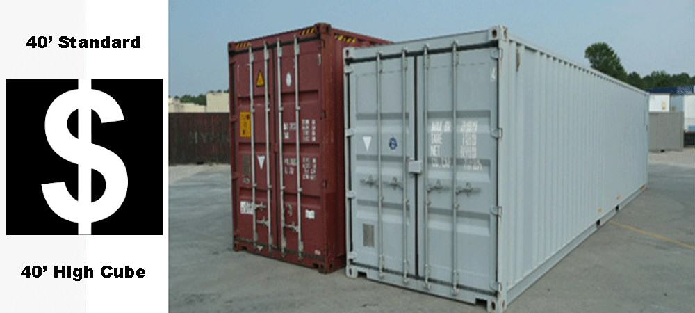 40'-High-Cube-vs-40'-Standard-Container