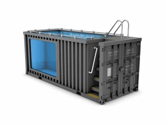 container-pool-with-stairs