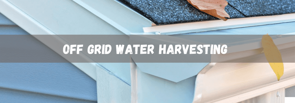 OFF GRID water harvesting system (2)