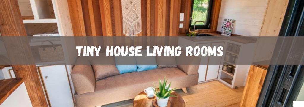 Tiny House Living Room Ideas