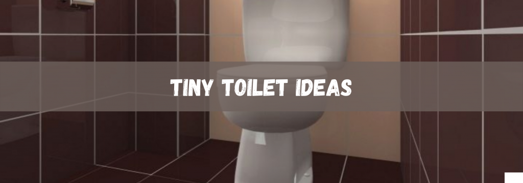 Tiny Toilet Ideas
