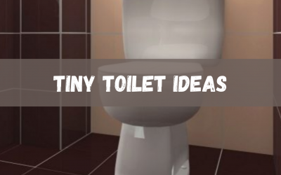 10 Tiny Container Home Toilet Ideas