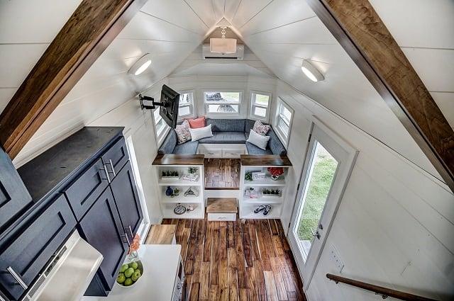 Mini house living room