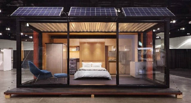 Buy Shipping Container Home Online in Florida interior