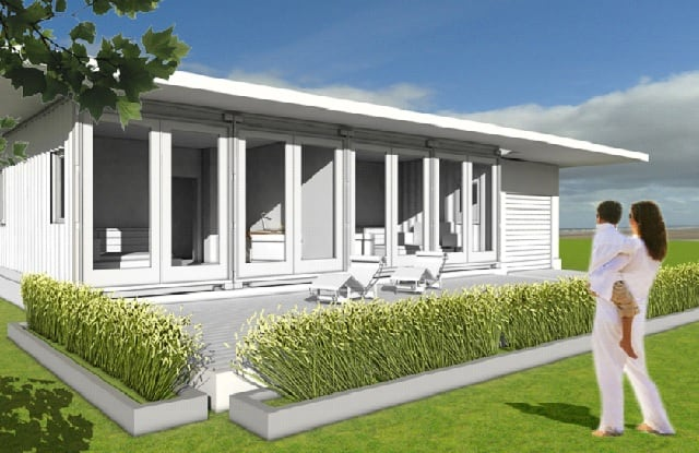 Buy Shipping Container House Online in the US