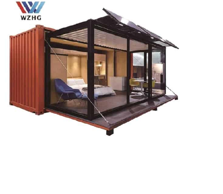 Buy container home from China