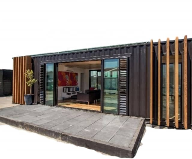Buy shipping container home in China