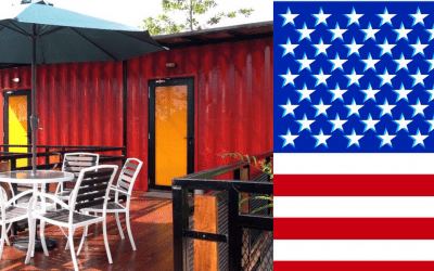 Buy Prefab Shipping Container House in US