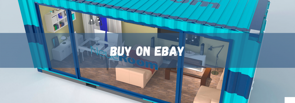 Buy shipping container home on eBay