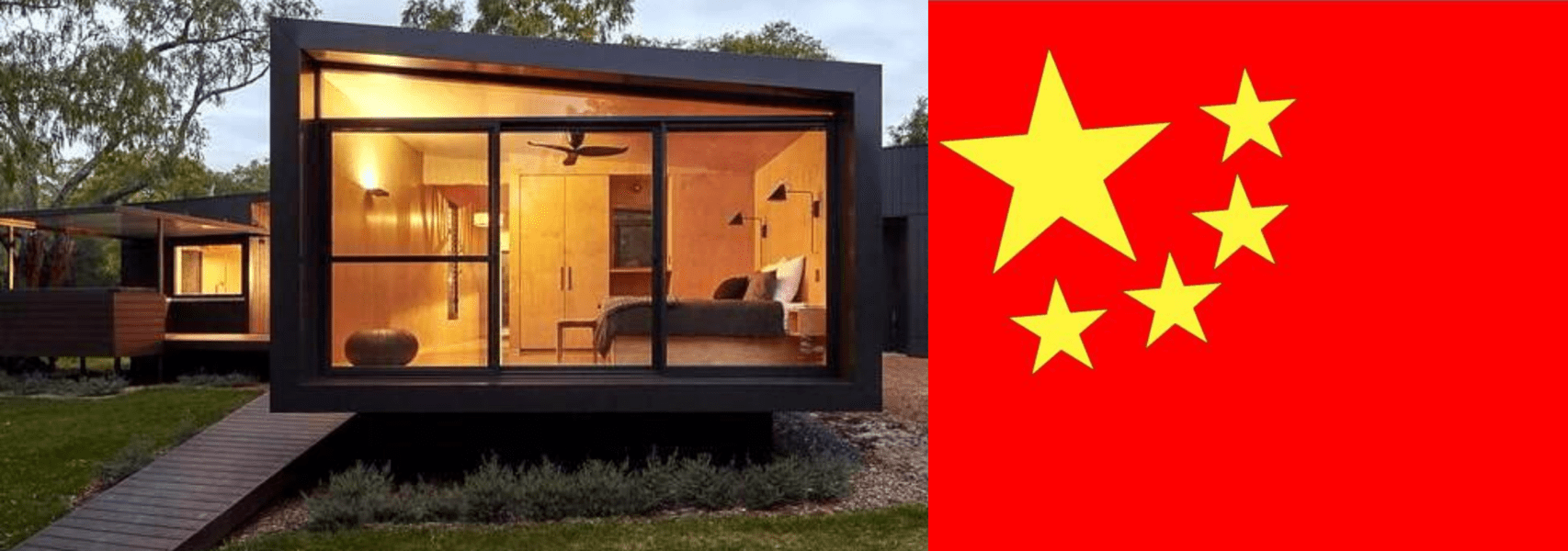 Buy shipping container homes in China