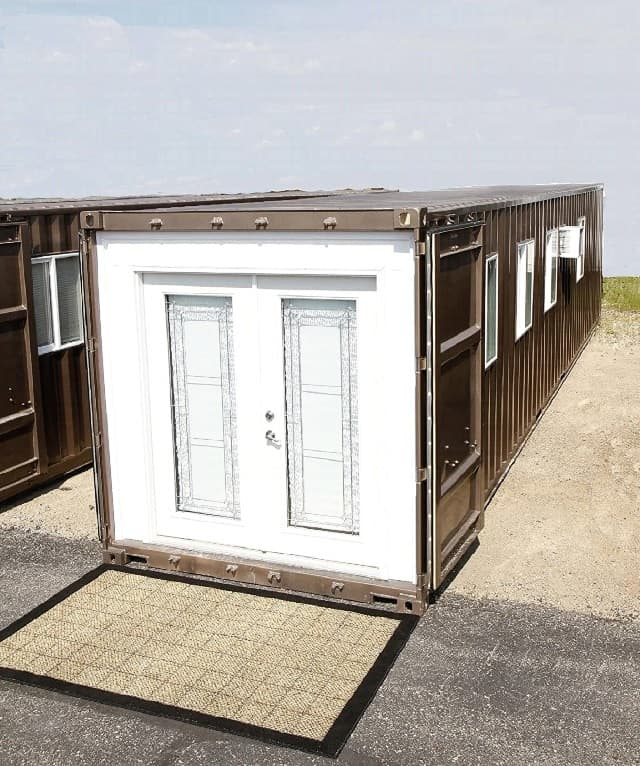 Buy shipping container house in UK 2