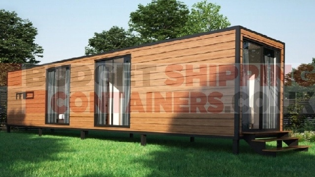Buy tiny container home UK