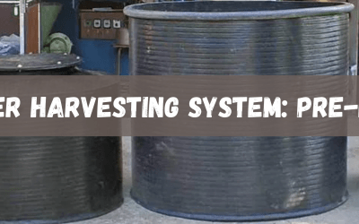 CH – Rainwater Harvesting System: Pre-Filtering 3