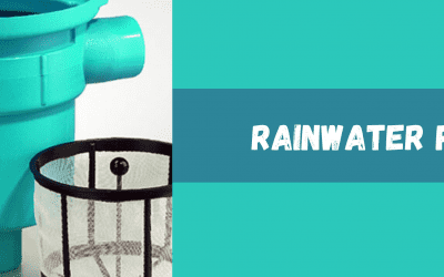 CH – Rainwater Harvesting System: Tank Inlet Filters and Fittings