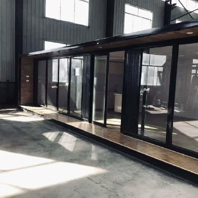 exterior cargo container home India