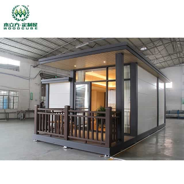 small shipping container home buy in China