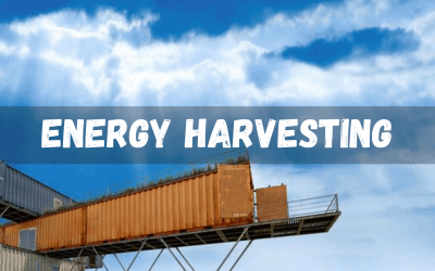 Off-Grid Container Houses:  Harvesting Energy