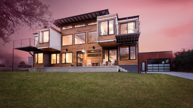Denver Shipping Container Home