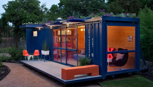 Guest House Container Cabin