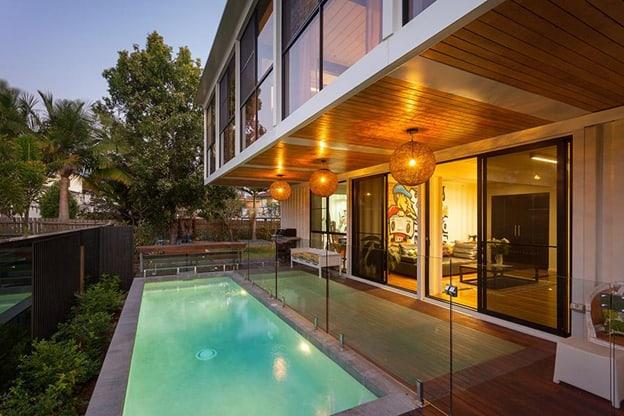 Luxury Container Home Australia