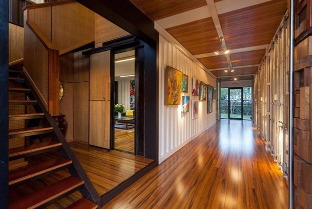 Luxury Container House Australia