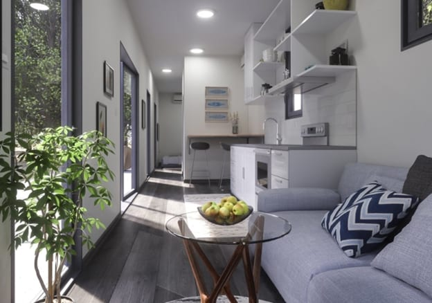 container studio cabin
