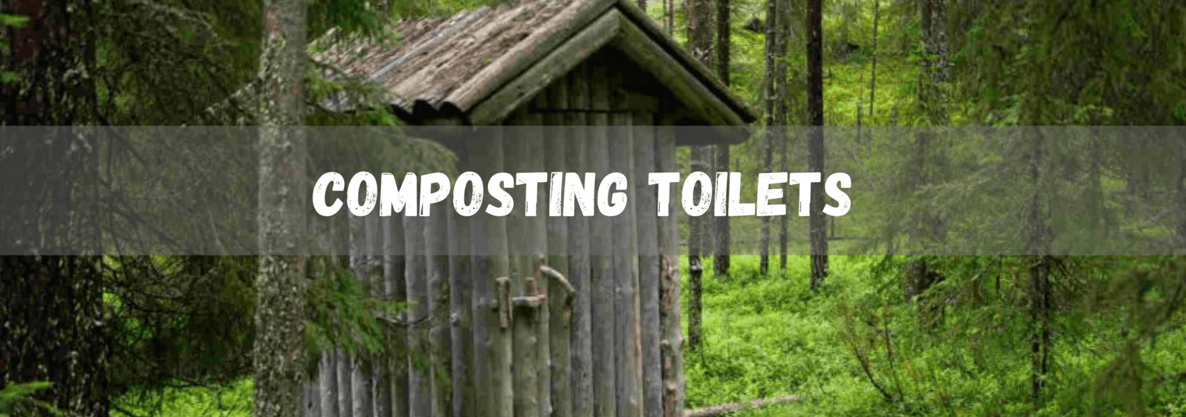 Composting Toilets for Container Homes